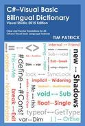 C#-Visual Basic Bilingual Dictionary : Visual Studio 2015 Edition