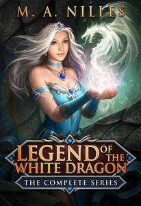 Legend of the White Dragon: The Complete Series
