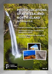 Photo Locations of New Zealand: North Island 1st Edition (1.2)