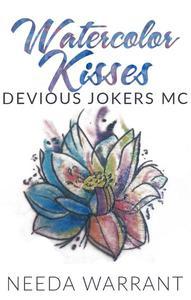 Watercolor Kisses