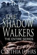 The Shadow Walker Ghost Novels: Entire 6 Book Series