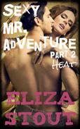 Heat: Sexy Mr. Adventure, Part 2 (An Erotic BDSM Romance)