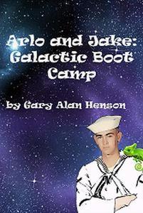 Arlo and Jake Galactic Bootcamp