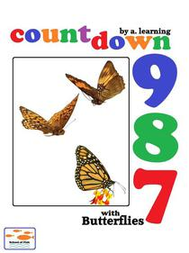 Countdown with Butterflies