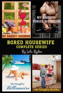 Bored Housewife Series (Books 1-4)