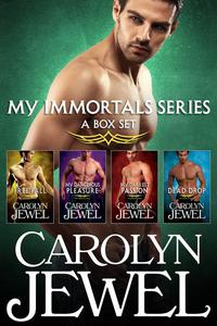 My Immortals Series, A Box Set