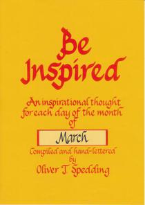 Be Inspired - March