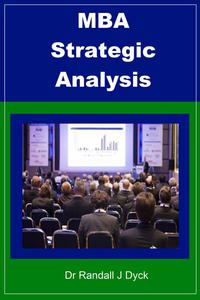 MBA Strategic Analysis