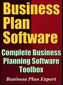 Business Plan Software: Complete Business Planning Software Toolbox
