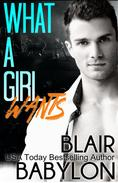 What A Girl Wants (Rock Stars in Disguise: Rhiannon) A New Adult Rock Star Romance