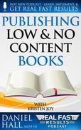 Publishing Low & No Content Books