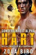 Sondereinheit Alpha - HART: Gestaltwandler Militärromanze