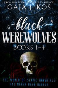 Black Werewolves: Books 1–4