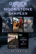 Order of the MoonStone series Sampler