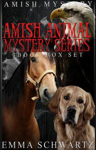 Amish Animal Mystery Series 3 Book Box Set