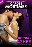 Defying Asher (Knight Security 1)