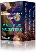 Mated by Monsters (Monsters Erotica Bundle)