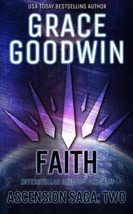Faith: Ascension Saga: Books 4, 5 & 6 (Volume 2)