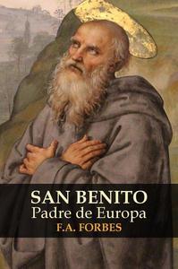 San Benito, Padre de Europa