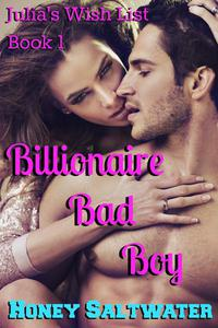 Julia's Wish List Book 1: Billionaire Bad Boy