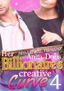 Her Billionaire's Creative Curve #4 (bbw Erotic Romance)