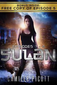 Sulan Series Box Set (Books 1-4)