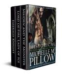 All Things Historical Romance: Medieval Historical Full Length Romance 3 Book Set