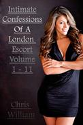 Intimate Confessions Of A London Escort Volume 1 - 11