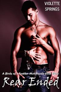 Rear Ended (MMF Motorcycle Club Erotica)