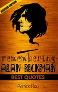 Alan Rickman: Remembering Alan Rickman