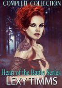 Heart of the Battle Series Box Set