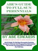 Abe's Guide to Full Sun Perennials
