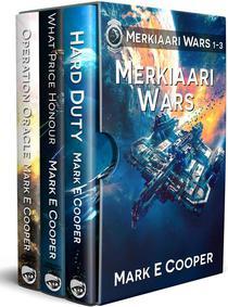 Merkiaari Wars Series: Books 1-3