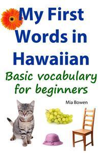 My First Words in Hawaiian