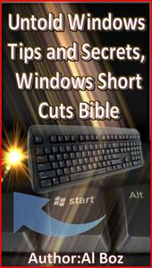 Windows Shorts Cuts Bible