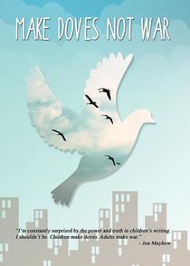 Make Doves Not War