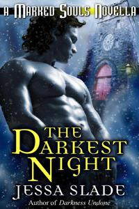 The Darkest Night (A Marked Souls Christmas Novella)
