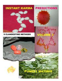Instant Karma Prediction Clandestine 9 more methods