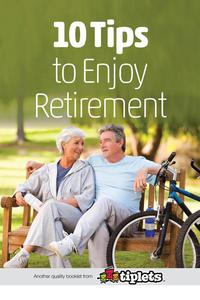 10 Tips to Enjoy Retirement