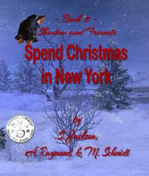 Shadow and Friends Spend Christmas In New York