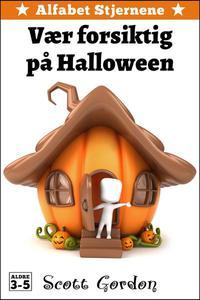 Alfabet Stjernene: Vær forsiktig på Halloween