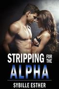 Stripping for the Alpha