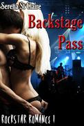 Backstage Pass (Rock Star Romance 1) (Rockstar Erotic Romance)