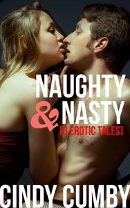 Naughty And Nasty: 3 Erotic Tales