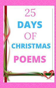 25 Days of Christmas Poems