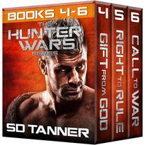Hunter Wars Series (Books 4 - 6)