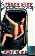 Truck Stop Gender Swap (Gender Transformation Feminization Erotica)