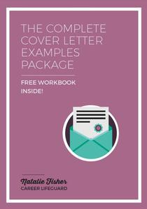 The Complete Cover Letter Examples Package