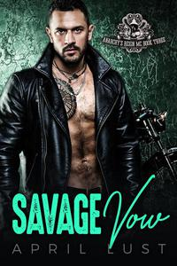 Savage Vow (Book 3)