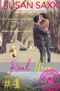 Real Hero: Small Town Military Romance